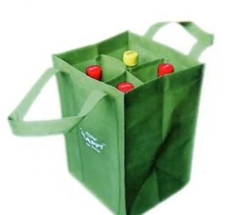 Green  Fashion Shopping bag