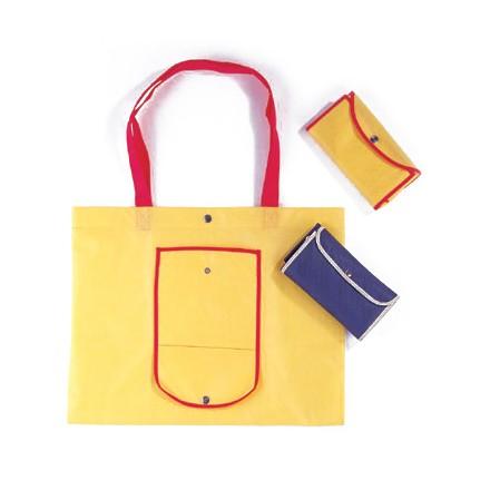 Yellow  Fashion Shopping bag