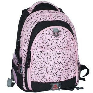 Beauty sports backpack bag
