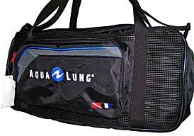Big Black Polyster  sports bag