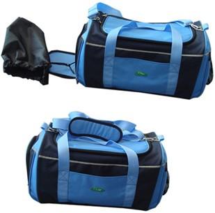 Big Blue Polyster sports bag
