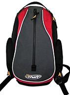 Black   backpack sports bag