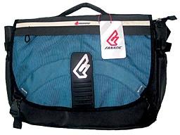 Blue  Polyster  sports bag