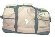 Blue Polyster  backpack sports bag