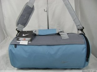Blue Round sports bag