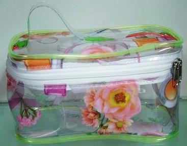 Clear PVC Toliet Bag