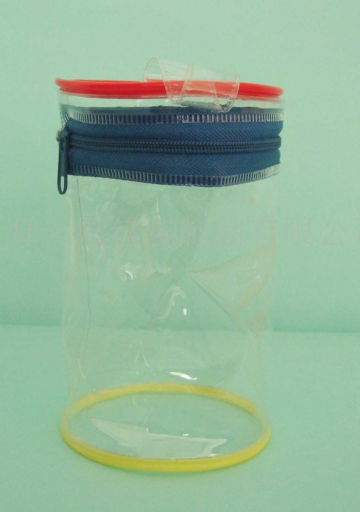 Round Shape Clear PVC Cosmetic bag