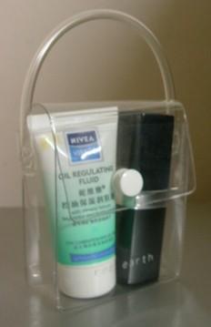 Soft Clear PVC Cosmetic bag