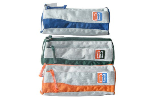 Colours Polyster  pencil bag