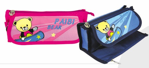 pencil bag for binder