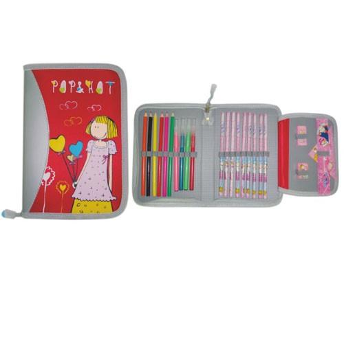 princess cartoon pencil case