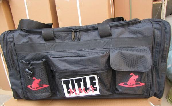 Black fashion travel bag