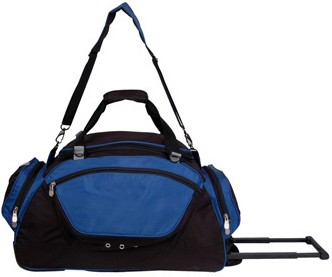 Blue Quality Sports  Luggage Travel Bags