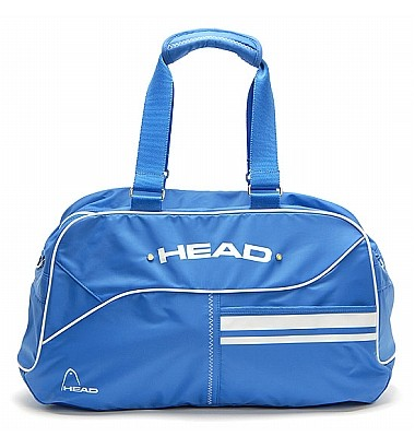 Blue Travel  bag With Long Strap