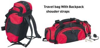 Ourdoor Travel Backpack bag