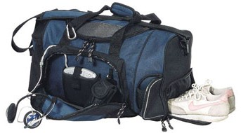 Quality Ourdoor Travel bag With shoes bag