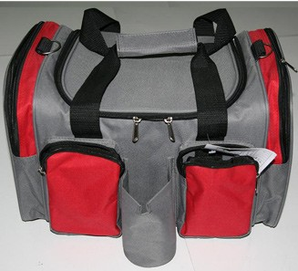 Red Promotion Duffel Bag