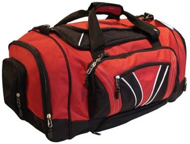 Red Quality Sports  Travel Bags