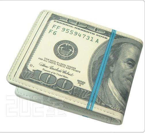 Cool Fashion PU Wallet bag