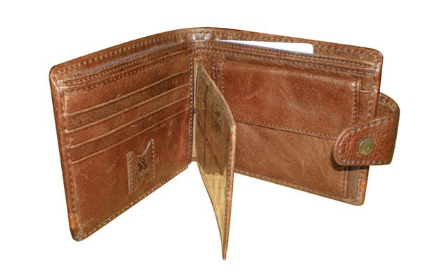 Men's Leather Wallet bag