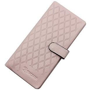 Pink  PU Wallet bag
