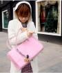 Pink bright fashion bag