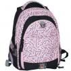 Beauty sports backpack bag