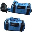 Big Blue Polyster sports bag