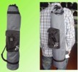 Gray   sports bag